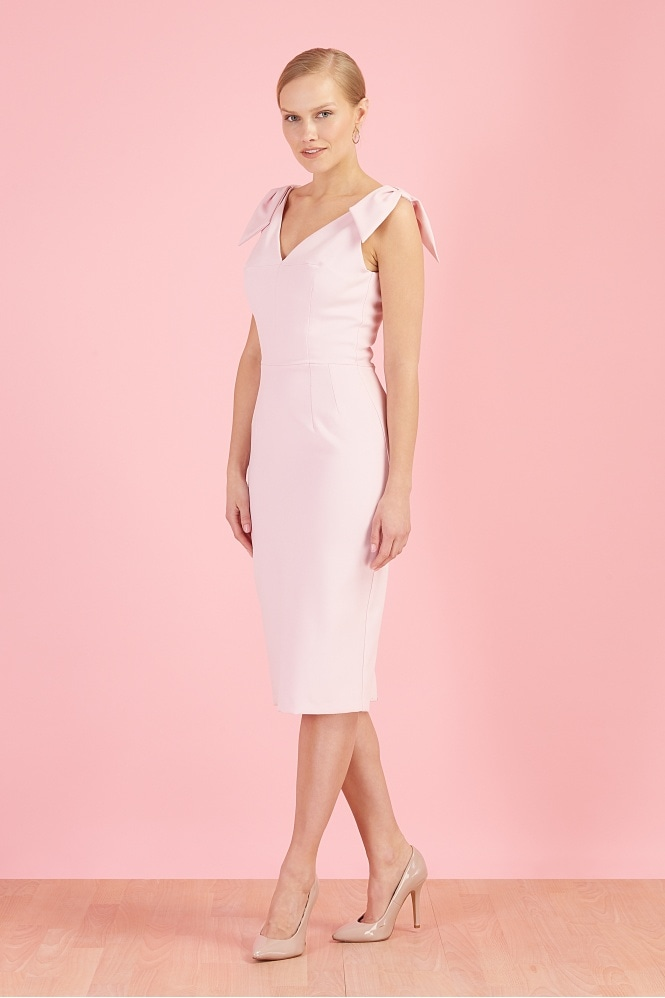 The Pretty Dress Company Ava Pencil Dress - End of line