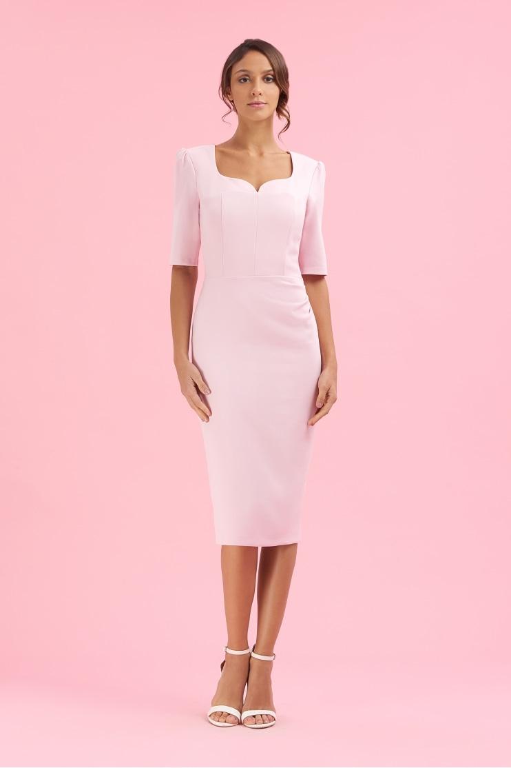 Pale Pink Dresses