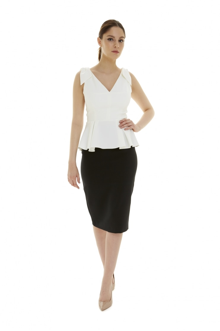 Classic 50's Style Pencil Skirt