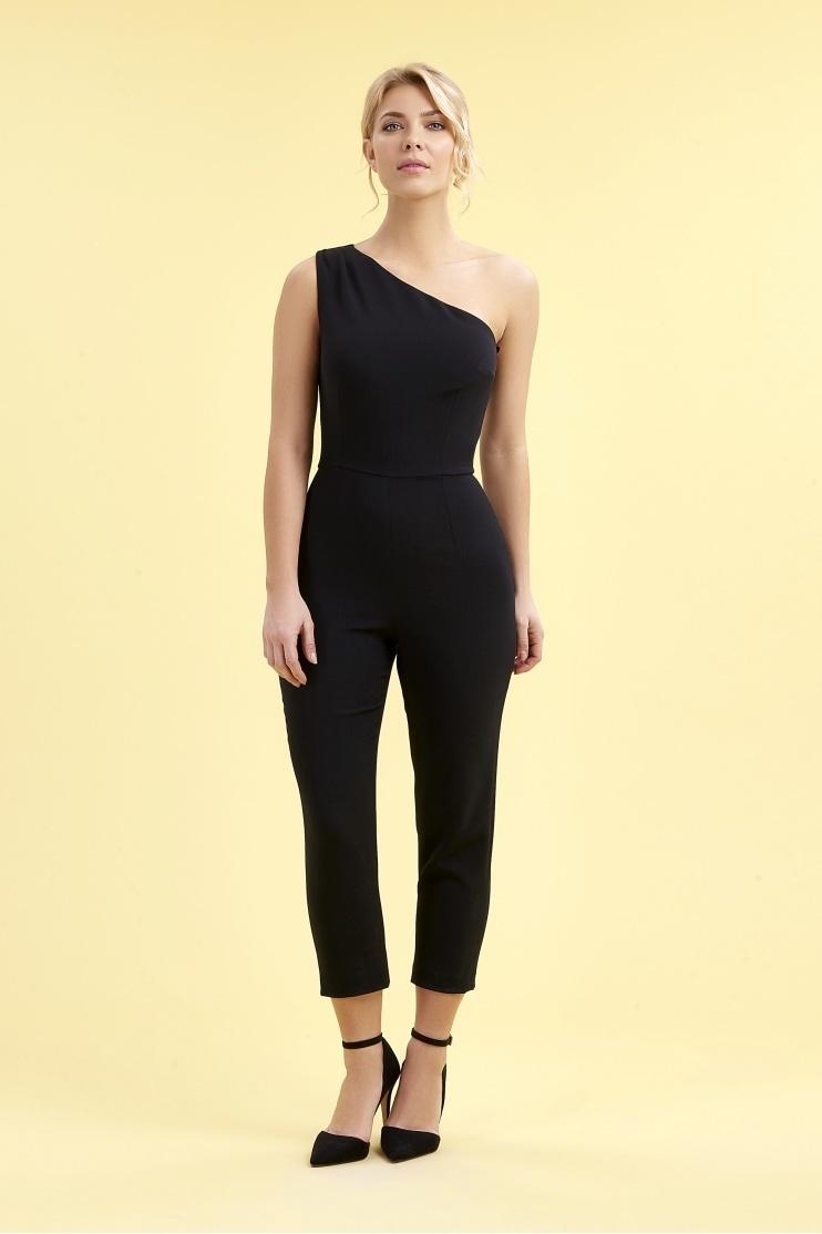 16decb10bb59 Demi Asymmetric Jumpsuit