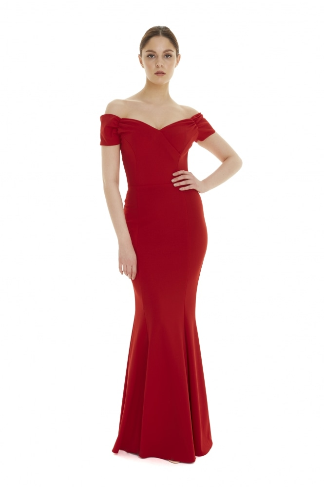 The Pretty Dress Company Fatale Fishtail Gown