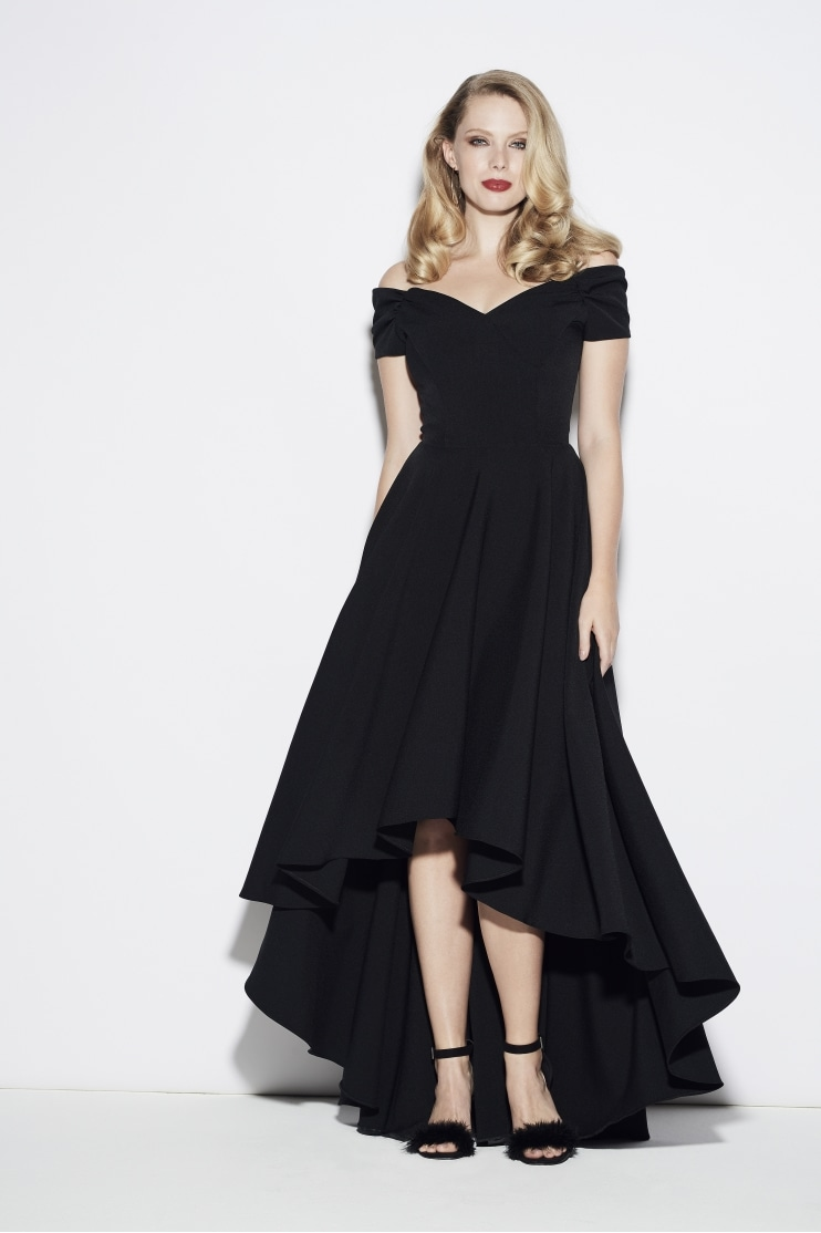 Fatale Hi-Lo Gown