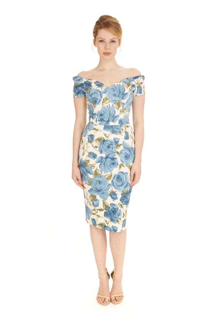Fatale Sorrento Pencil Dress