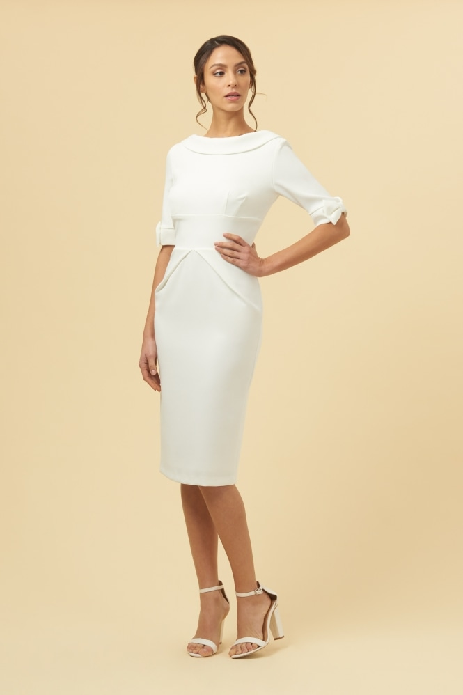 The Pretty Dress Company Hollywood Mid Sleeve Pencil Dress