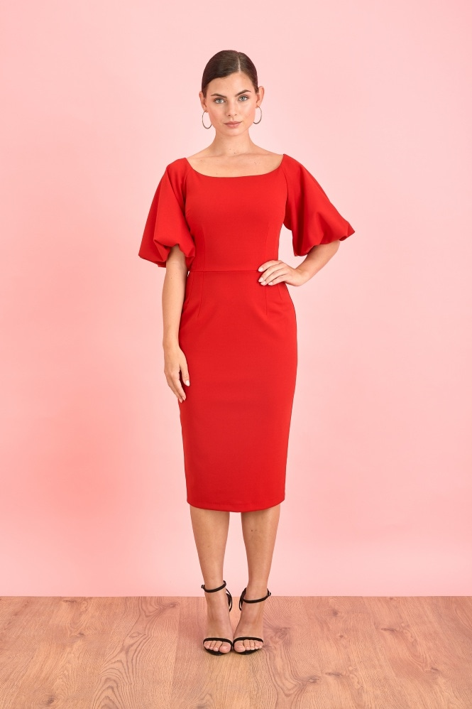 The Pretty Dress Company Jamie Pencil Dress