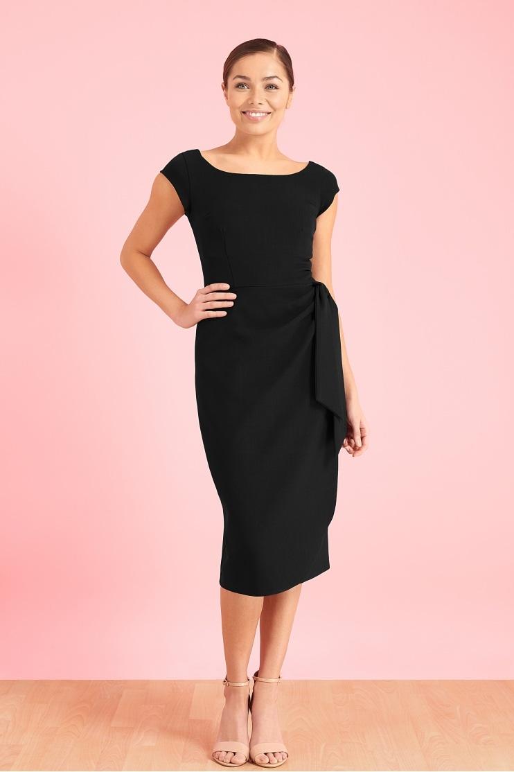 a2912d23ad4e Jayne Sarong Dress