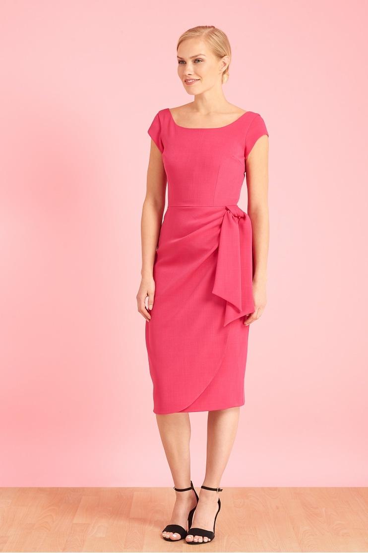 50f9de55d2c8 Jayne Sarong Dress