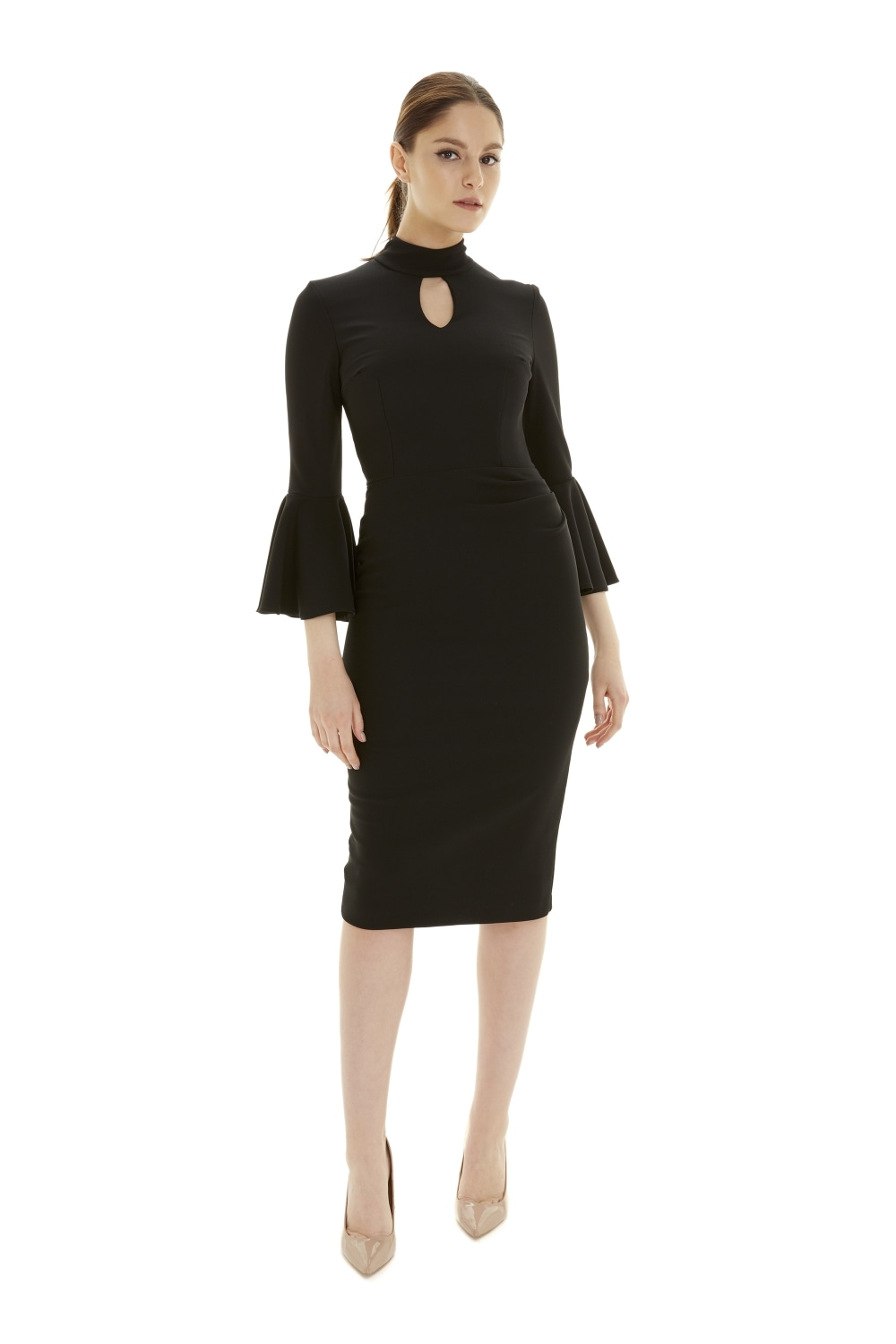 8afcf3027faa3 The Pretty Dress Company Lais Pencil Dress - SALE from The Pretty ...