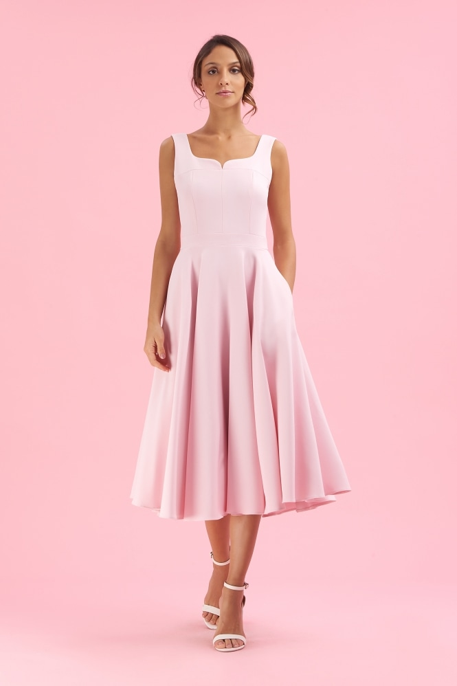 The Pretty Dress Company Lola Midi Dress