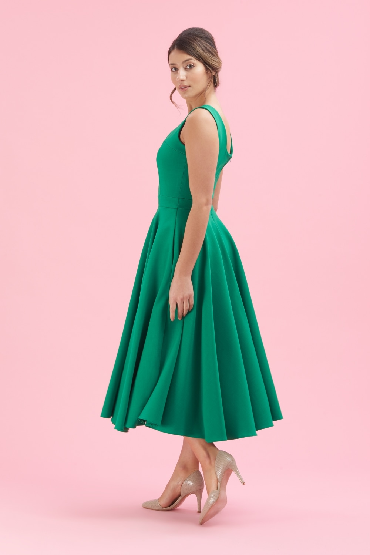 The Pretty Dress Company Lola Midi Dress