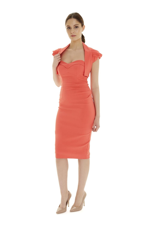 The Pretty Dress Company Palm Springs Bolero