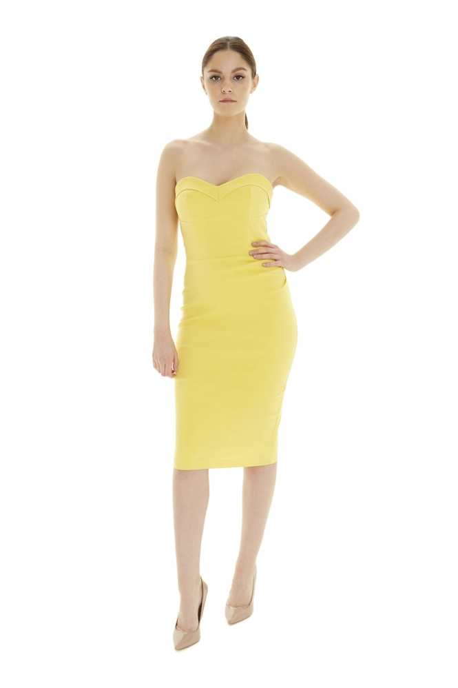 The Pretty Dress Company Palm Springs Wiggle Dress