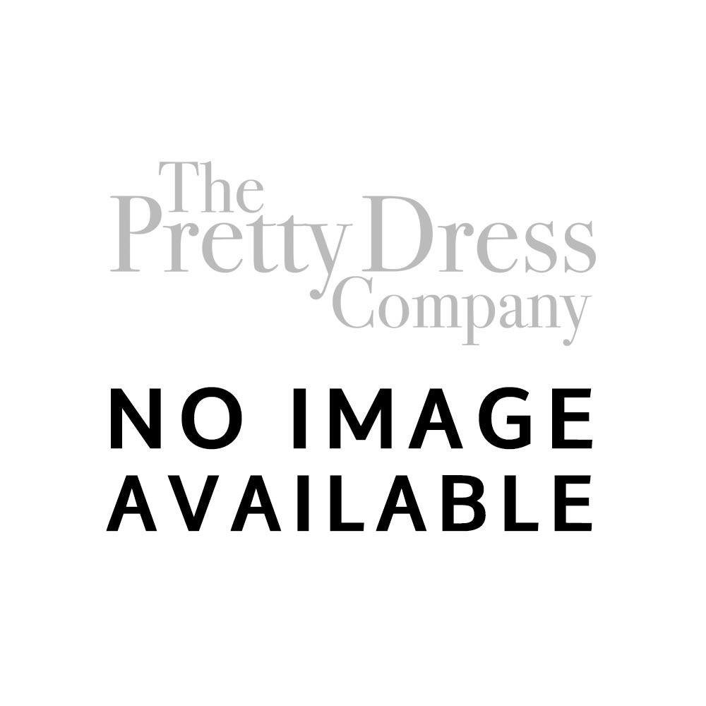 ad7ba6f1af1 The Pretty Dress Company Priscilla Black & Ivory Polka Dot Midi Dress