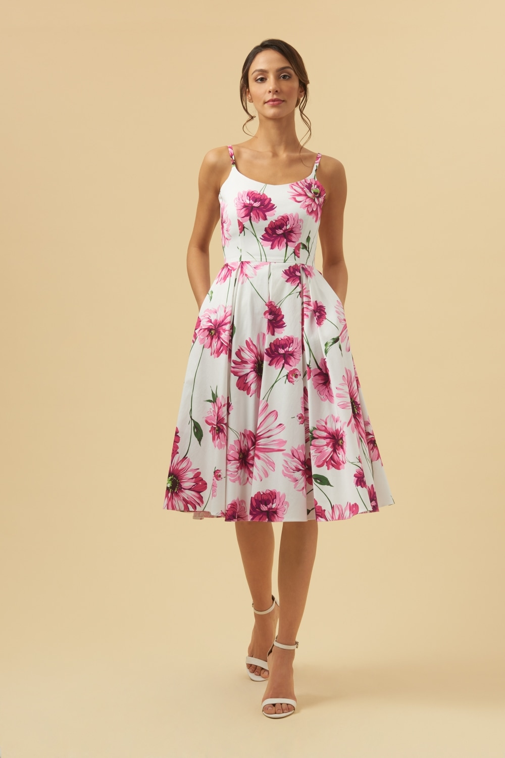 Pink Pretty dress pictures foto