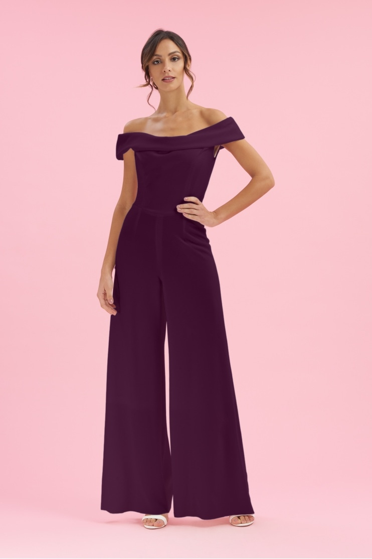 201b6235d93e Thea French Crepe Jumpsuit