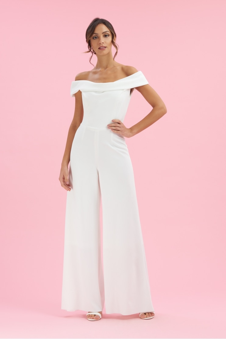 Thea French Crepe Jumpsuit