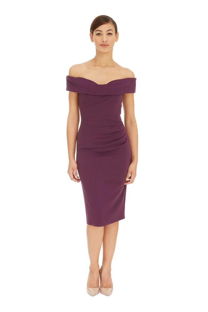 The Pretty Dress Company Thea Pencil Dress