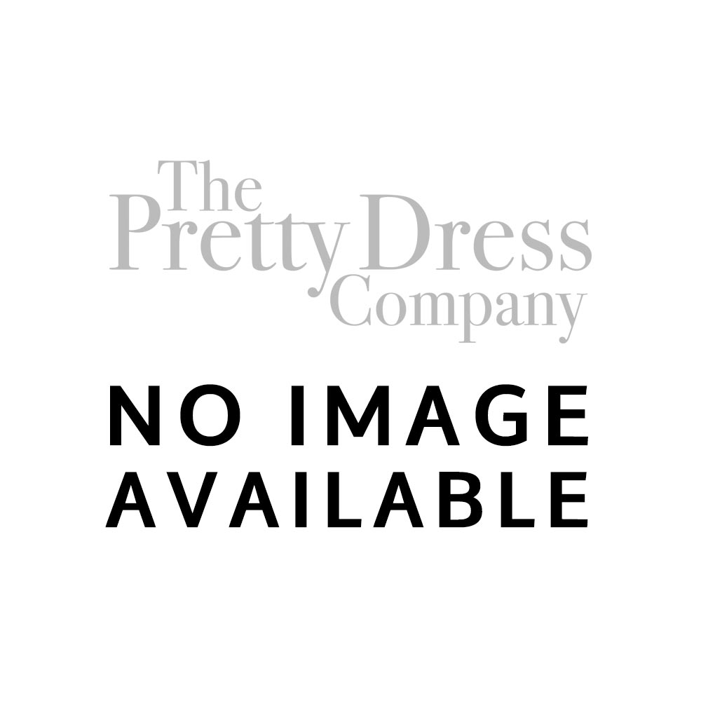 The Pretty Dress Company Tilly Off The Shoulder Bow Prom Dress