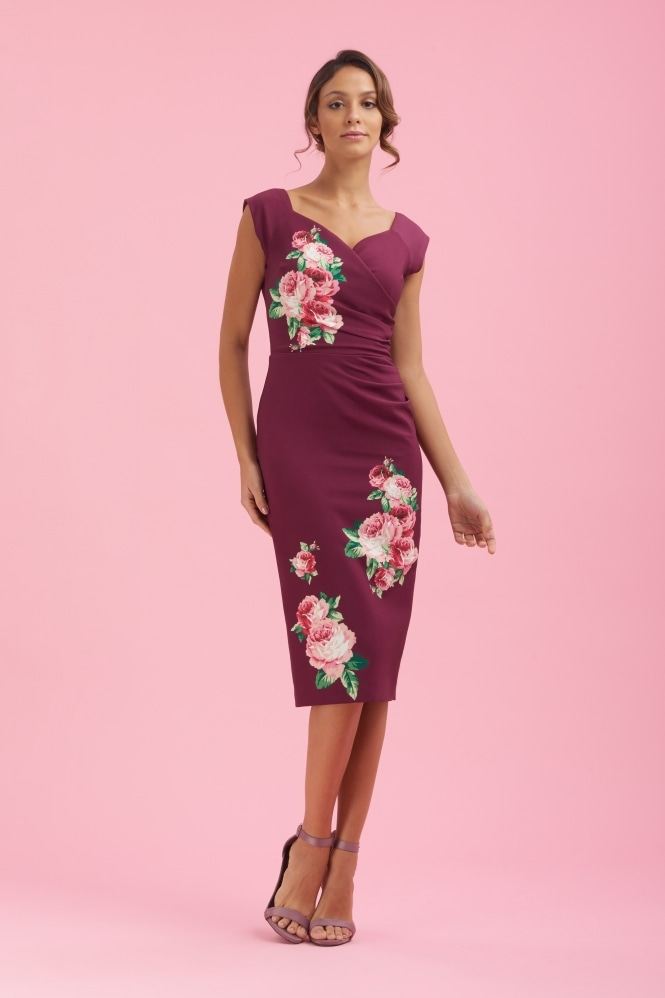 The Pretty Dress Company Vivi Lamour Pencil Dress